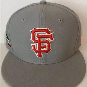 New Era 9Fifty San Francisco Giants CA inspired